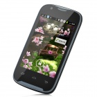 "A600 Android 2.3 GSM Smartphone w/ 3.5"" Capacitive Screen, Quad-Band, Wi-Fi and GPS - Black"