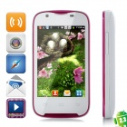 "A600 Android 2.3 GSM Smartphone w/ 3.5"" Capacitive Screen, Quad-Band, Wi-Fi and GPS - White"