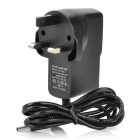 5V 2A Power Adapter Charger for Security Camera / Scanner - Black (3.5 x 1.35mm/UK Plug)