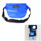 5M Waterproof Protective PVC Waist Bag for Camera - Blue