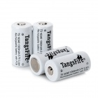 "TangsFire Rechargeable ""1000mAh"" 16340 Lithium Batteries Pack (4PCS)"