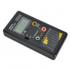 "100kHz 1.7"" LCD Auto Ranging ESR Capacitance Meter - Black (1 x 6F22)"