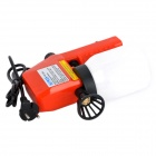 Portable Electric Airless Paint Spray Gun - White + Red (EU Plug / 600mL)