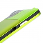 "CY003 Android 2.3 GSM Bar Phone w/ 3.5"" Capacitive Screen, Quad-Band, Wi-Fi and Dual-SIM - Green"