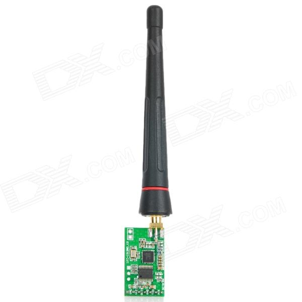 UTC-1212SE Wireless SX1212 RF Transceiver Module w/ Antenna (2.1~3.6V)