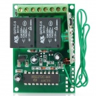 NT-K02M Wireless Remote Controller Switch Module - Green
