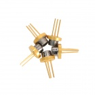 SI766LVB2 650nm 5mW Red Light Laser Diodes Set - Golden (5 PCS)