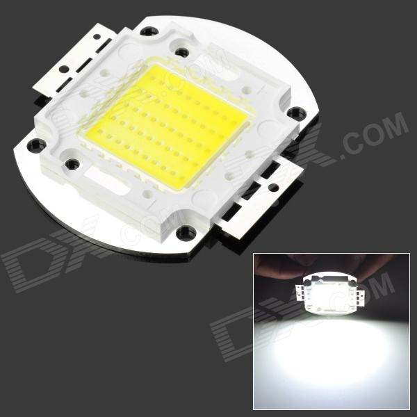 DIY 50W 5000LM 6500K Cold White Light 50-LED Module (32~34V)Material:Form  ColorWhitePower:Color BINCold WhiteEmitter TypeLEDTotal Emitters:Color Temperature6500KPacking List<br>