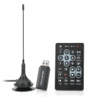 TV0926 ISDB-T Digital TV USB 2.0 Dongle Stick - Black