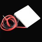 TEC1-12706 50~72W Semiconductor Thermoelectric Peltier Cooler Heater - White