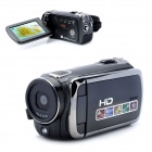 "HA73 5.0MP CMOS Digital Camera Camcorder w/ 3.0"" TFT / 8X Digital Zoom - Black"