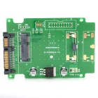 mSATA Mini PCI-E SATA SSD to 2.5