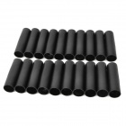 Electronic Cigarette Cappuccino Flavor Cartridge Refills - Black (2 x 10 PCS)