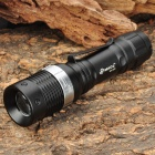 MXDL SA-550 Cree XR-E Q5 150lm 3-Mode White Light Zooming Flashlight - Black (1 x 14500 / AA)