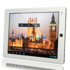 "CHUWI V9 9.7"" Capacitive Screen Android 4.0.4 Dual Core Tablet PC w/ TF / Wi-Fi / Camera - Silver"