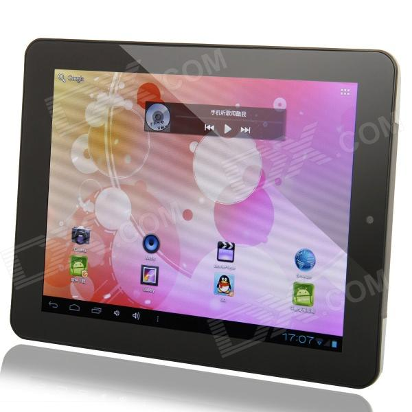 "ONDA V971 9.7"" Capacitive Screen Android 4.0.3 Dual Core Tablet PC w/ Wi-Fi / HDMI / Camera - Silver"