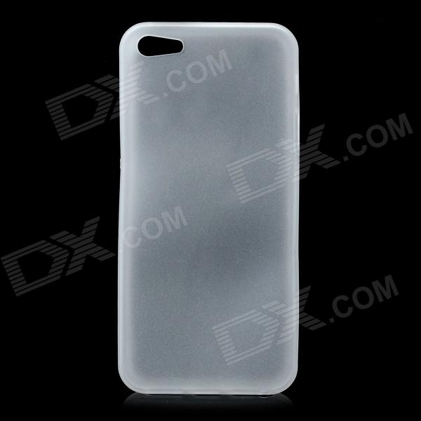 Protective TPU Back Case for Iphone 5 - Translucent