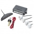 Car Back-Up/Parking Sensor Radar System