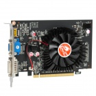 NVIDIA GeForce GT610 GF119 1024MB 64-Bit DDR3 PCI Express X16 Graphic Card - Black
