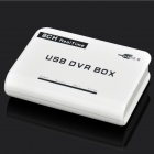 8CH 200 / 240 FPS Full Real Time Video Capture USB DVR Box (PAL / NTSC)