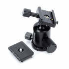 "4-in-1 Camera Wheel Dolly Slider Table + BH-1 Ball Head & Tripod + 7""/ 11"" Articulating Magic Arm"