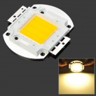 30W 3000K 2700lm 30-LED Warm White Light Source - White + Yellow + Silver (32~34V)
