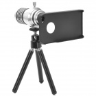 Detachable 10X Telephoto Lens Set for Iphone 4 / 4S