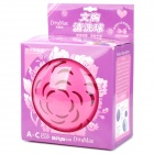 9001-M Bra Protector Saver Ball for Laundry Washing Machine Washer - Deep Pink (Size-M)