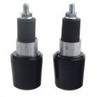 DIY Motorcycle Balance Handle Plug - Black (2 PCS)
