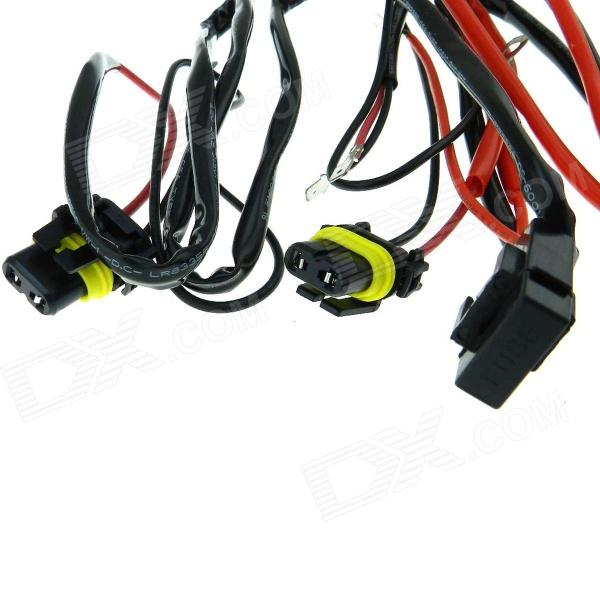 H1 Car Hid Relay Cable Wiring Harness