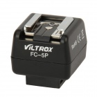 VILTROX FC-5P Hot-Shoe Adapter Remote Flash Controller - Black
