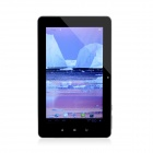 "Souiycin S8 7"" Capacitive Screen Android 4.04 Tablet PC w/ Camera / Wi-Fi / HDMI - Black + White"