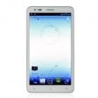 "DaPeng i9977 Android 4.0 WCDMA Bar Phone w/ 6.0"" Capacitive Screen, Wi-Fi, GPS and Dual-SIM - White"
