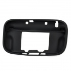 Protective Soft Silicone Case for Wii U - Black