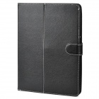 "Protective 360 Degree Rotation PU Leather Case for 9.7"" Tablet PC - Black"