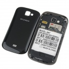 "i667 Android 2.3 GSM Smartphone w/ 3.5"" Capacitive Screen, Quad-Band, Wi-Fi and Dual-SIM - Black"