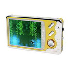 2.4-inch LCD MP4 Player with FM Radio and SD Card Slot (1GB)