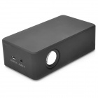 Portable Wireless Interaction Amplifying Speaker - Black (3 x AA)