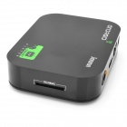A10 Mini Android 4.0 Google TV Player w / Wi-Fi / LAN / 512 MB RAM / ROM 8GB / HDMI / AV - Negro