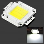 30W 6500K 2700lm 30-LED Cool White Light Source - Weiß + Gelb (32 ~ 34V)