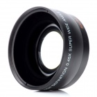 58mm 0.45x Super Wide Angle + Macro Conversion Lens - Black