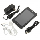 "CHUWI V5 Android 4.0.4 WCDMA Tablet Phone w/ 5.0"" Capacitive Screen and Wi-Fi - White"