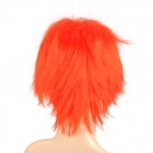023A K7 Uta no Prince-sama Cosplay Lady's Short Natural Straight Hair Wig - Red