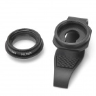 Lesung Clip-on Starburst Lens for iPhone / iPad - Black