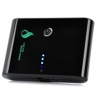 10000mAh Mobile Power Battery Charger w/ Dual USB / 8 Adapter for iPhone / Samsung i900 + More
