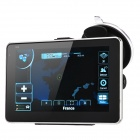 "ST-587C 5"" Touch Screen LCD WinCE 6.0 GPS Navigator w/ FM + Internal 4GB Europe Map - Black"