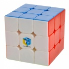 3x3x3 ABS Magic Cube Twist Puzzle - Multicolored
