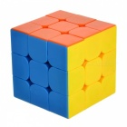 ZHICHEN 369A ABS 3x3x3 Magic Cube Twist Puzzle - разноцветный