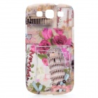 Protective Plastic Case for Samsung i9300 Galaxy S3 - Pink