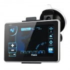 "ST-5505 5"" Touch Screen LCD WinCE 6.0 GPS Navigator w/ FM + Internal 4GB Europe Map - Black"